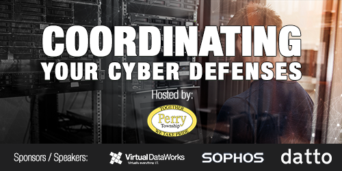 Coordinating Your Cyber Defenses