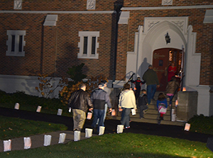 Community Candlelight Walk