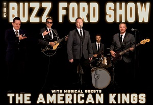 The Buzz Ford Show - 50s & 60s Rock-n-Roll