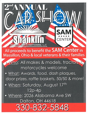 2nd Annual Shanklin Car Show